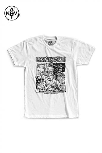 Camiseta Korova x Noiabing INNER