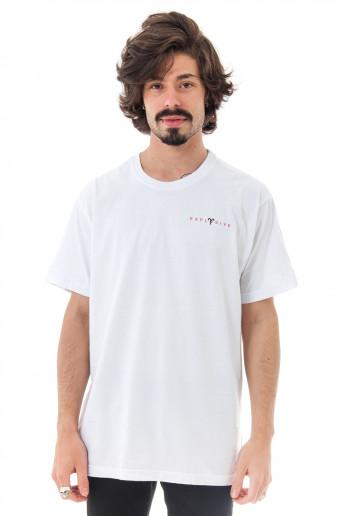 Camiseta Korova Zodiac Signo Áries Branca