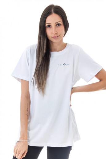 Camiseta Korova Zodiac Signo Câncer Branca