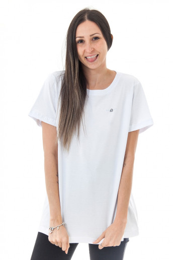 Camiseta Korova Zodiac Signo Libra Branca