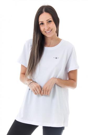 Camiseta Korova Zodiac Signo Peixes Branca