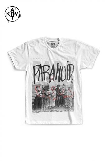 Camiseta Korova x Lucas Coelho PARANOID