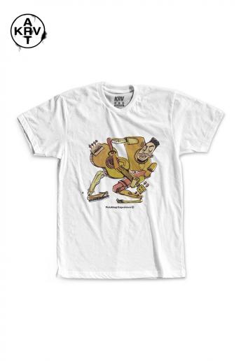 Camiseta Korova x Noiabing SAMBA