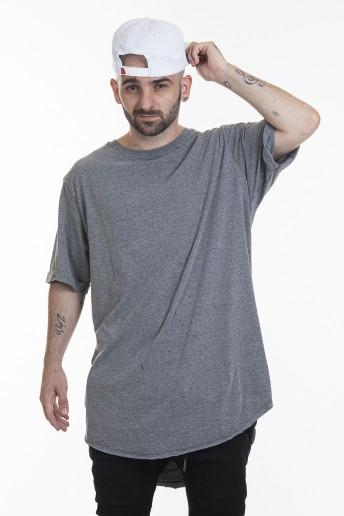 Pack de 2 Camisetas Tall Tee PINK / CINZA MESCLA CHUMBO