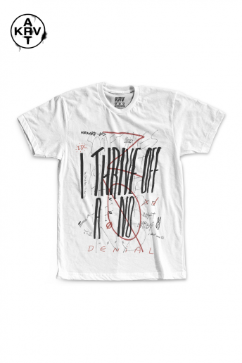 Camiseta Korova x Lucas Coelho TRIBUTE TO THE NO