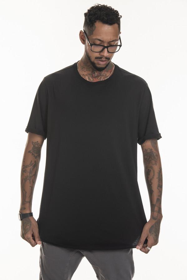 Pack de 2 Camisetas (regulares) Korova Básicas Pretas