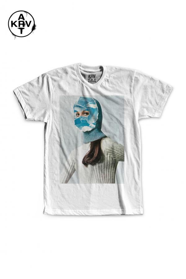 Camiseta Korova x Bruna BALACLAVA