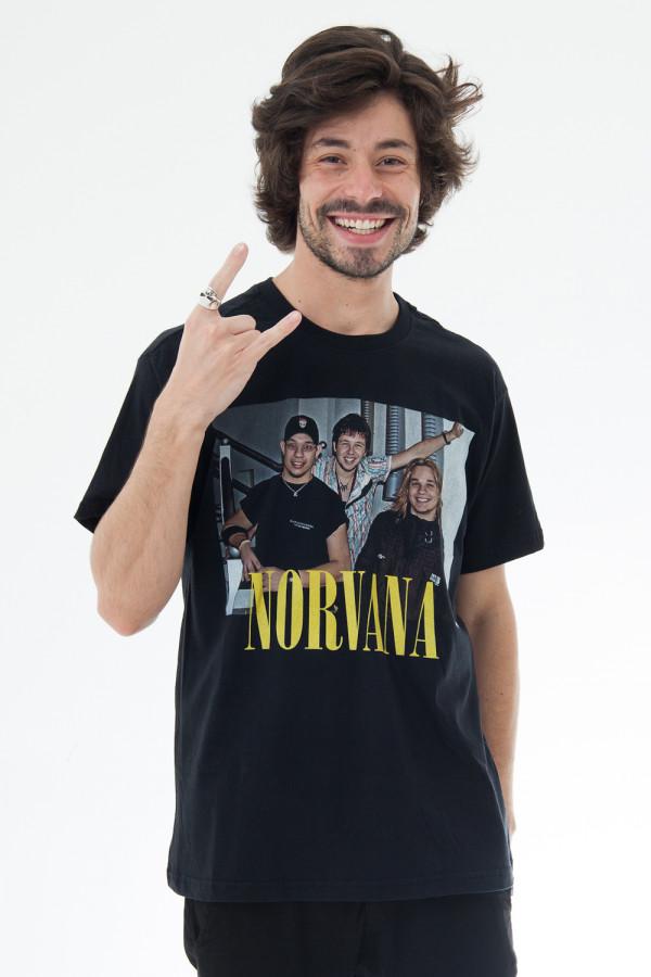 Camiseta Korova X Não Salvo Norvana NS