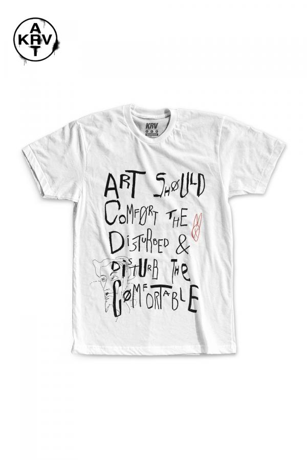 Camiseta Korova x Lucas Coelho ARTCOMFORT