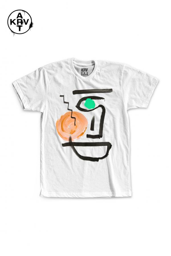Camiseta Korova x Lucas Coelho OLHO VERDE