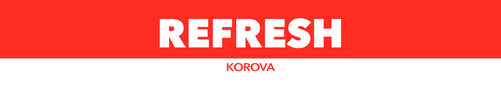 Korova Refresh